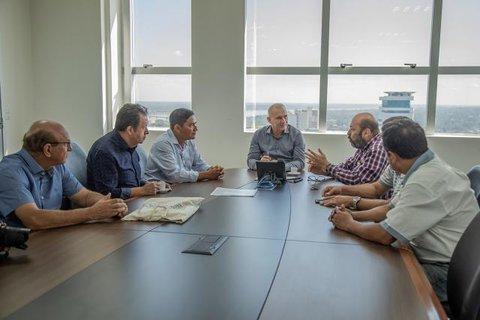 Comitiva anuncia liberação de 4,5 milhões de hectares de solo boliviano para fomentar agronegócio com fronteira rondoniense