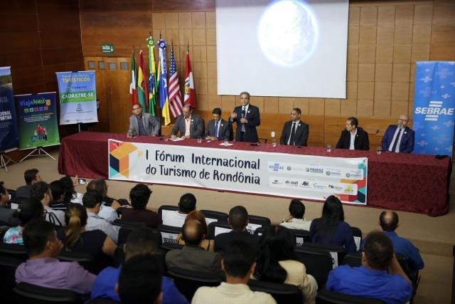 Debates sobre turismo sustentável marcam Fórum Internacional realizado no TCE-RO - Gente de Opinião
