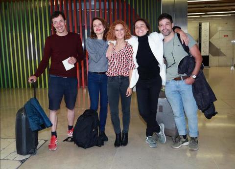 Atriz Cristina Lago estreia em Portugal - Inscrições para a Gincana Literária  e Curso de Turismo
