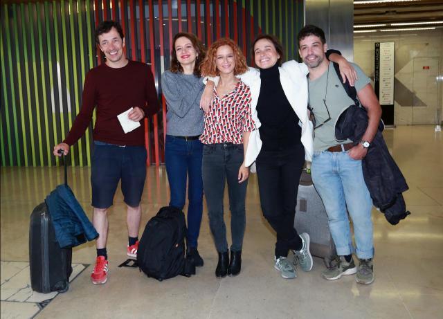 Atriz Cristina Lago estreia em Portugal - Inscrições para a Gincana Literária  e Curso de Turismo - Gente de Opinião