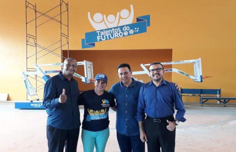 Deputado Alex Silva garante emenda para o Esporte de Porto Velho