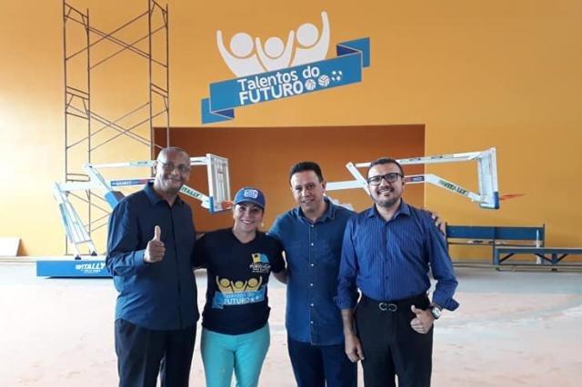 Deputado Alex Silva garante emenda para o Esporte de Porto Velho - Gente de Opinião
