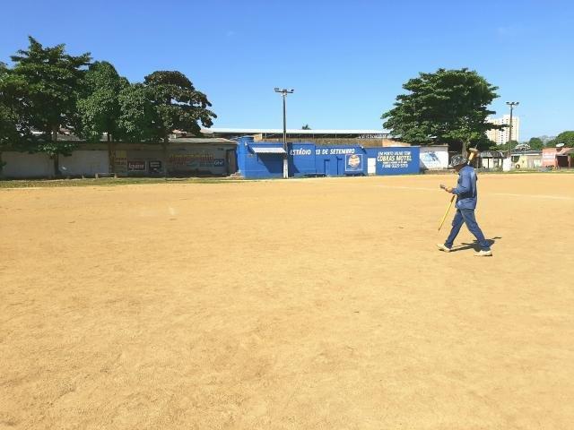 Prefeitura assegura área do Campo do 13 de Setembro à comunidade - Gente de Opinião