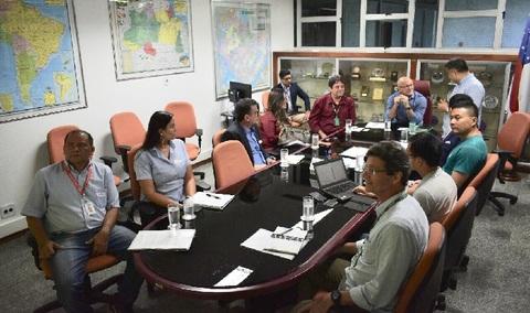 Gigante chinesa está se instalando em Manaus