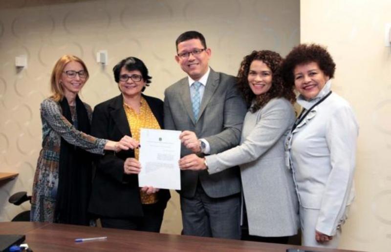 Assinado termo de cooperação técnica que garante implementação do programa Criança Protegida em Rondônia