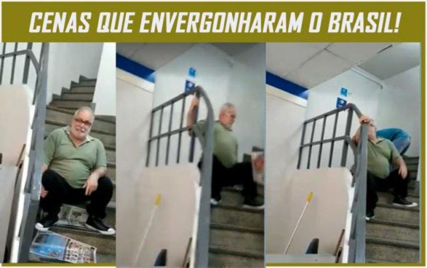 Perdão, Seu Jorge! - Aproveita e cai fora, deputada! - Bolsonaro dá ok à duas BRS - DNIT: Defendendo os colegas