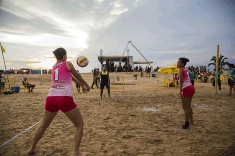 Jaci-Paraná: Festival de Praia confirmado com atrações musicais e esporte durante três dias