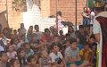 Arena do Flor do Maracujá recebe tratamento especial - Cia Evolução participa de projeto incentivo a leitura no Ayrton Sena