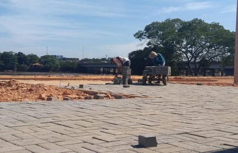 Obra no Beira Rio Cultural indica Ji-Paraná como destaque na rota do turismo rondoniense
