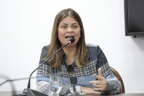 Deputada Cássia Muleta indica obras de revitalização na RO-010
