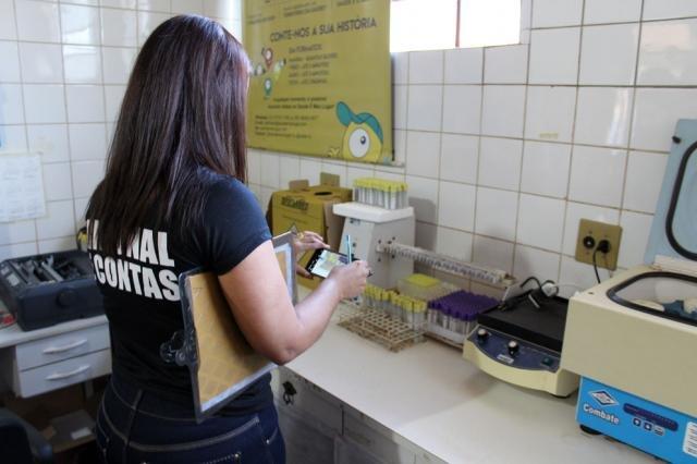 """Em menos de 48 horas, """"Blitz na Saúde"""" do TCE fiscaliza seis USFs de Porto Velho - Gente de Opinião"""
