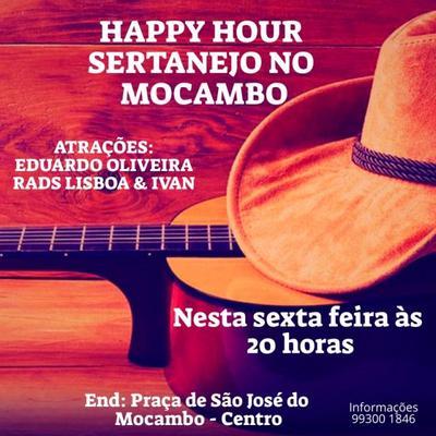 Bloco Até Que Noite Vire Dia realiza Open Bar e show com cantor baiano no Bairro Mocambo