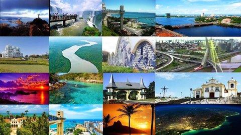 Municípios do novo Mapa do Turismo Brasileiro serão validados até 30 de julho