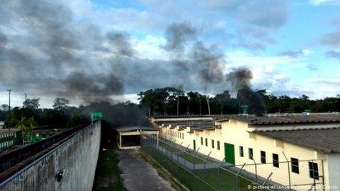 Crise Penitenciária: Morrem 52 em rebelião no presídio do Pará