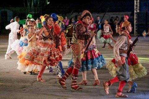 Flor do Maracujá movimenta Porto Velho; governador destaca resgate da festa voltada à população