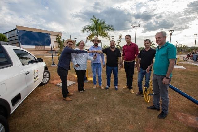 Presidente Laerte Gomes percorre municípios e distritos da região da BR-429, Zona da Mata e Vale do Guaporé - Gente de Opinião