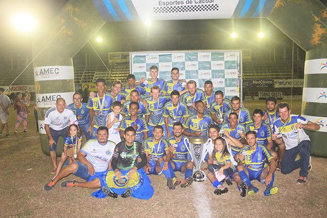 Juventude é campeão da 18ª edição da Taça Padre Ezequiel Ramin em Cacoal - Gente de Opinião