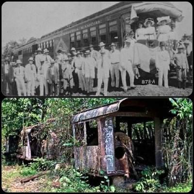 107 anos da Estrada de Ferro Madeira Mamoré