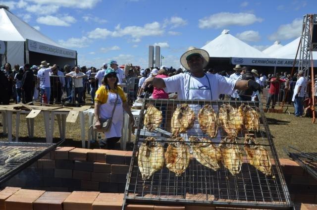 Tambaqui de Rondônia conquista Brasília - Gente de Opinião