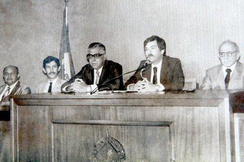 Por dentro da história: Diálogo é apontado como fator primordial na Assembleia Constituinte em 1983