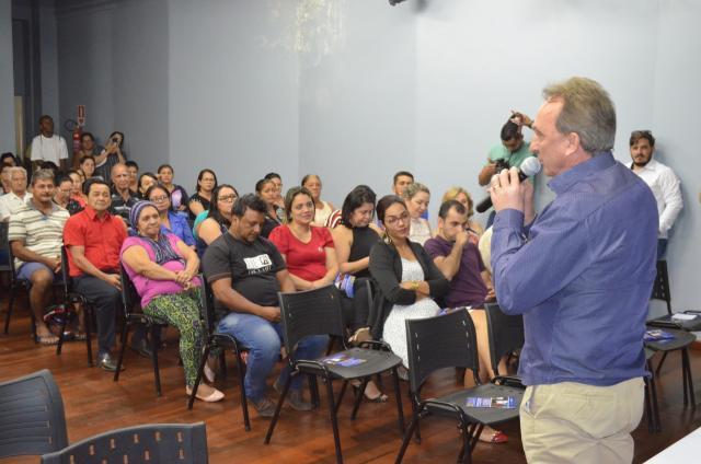 """Prefeitura e Governo do Estado lança oficialmente o Programa """"Título Já"""" em Rolim de Moura - Gente de Opinião"""