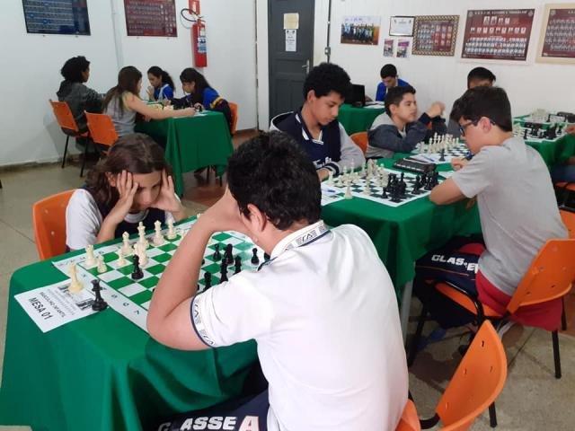 O melhor do esporte da mente na categoria estudantil em Rondônia, aconteceu nesta semana na capital. - Gente de Opinião