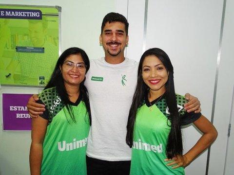 Vôlei de areia feminino Unimed Ji-Paraná leva o 1° lugar na Copa Sesc 2019