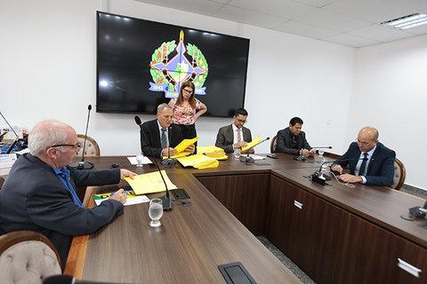 Comissão de Constituição e Justiça rejeita denúncia contra o governador Marcos Rocha