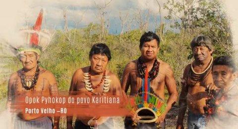 Sonora Brasil apresenta  Música indígena no Sesc - Arraiais continuam no Comunidade no Sertão e Orgulho