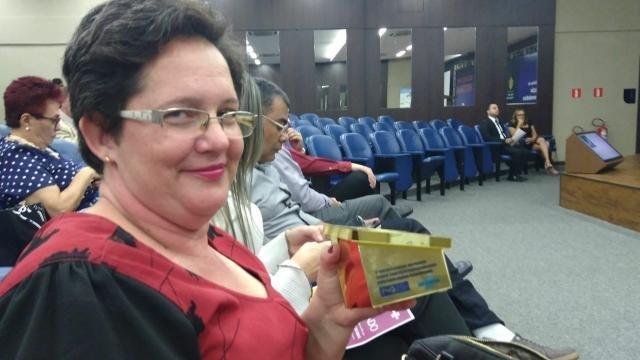 Diretora de escola municipal de Vilhena vence etapa regional do Prêmio Sebrae de Educação Empreendedora - Gente de Opinião