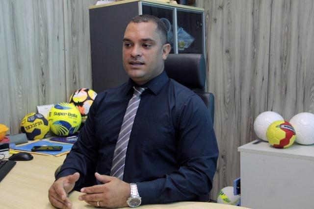 superintendente da Sejucel, Jobson Bandeira dos Santos - Gente de Opinião