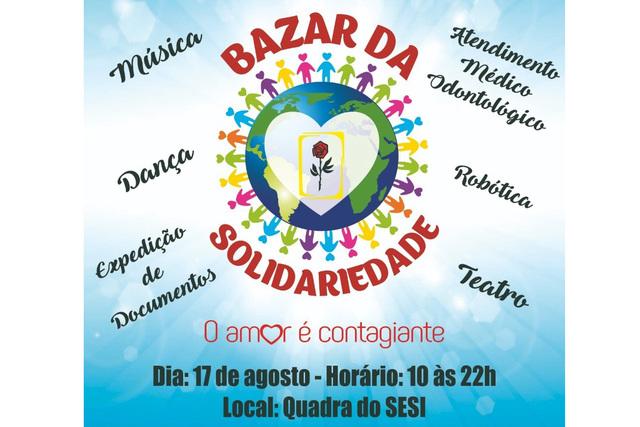 Assembleia Legislativa apoia Bazar da Solidariedade e convida população a prestigiar - Gente de Opinião