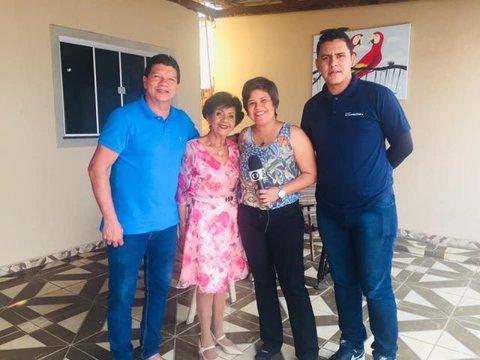 Programa Viaja Mais Servidor + De Manicoré para Porto Velho  Forró da Luzia