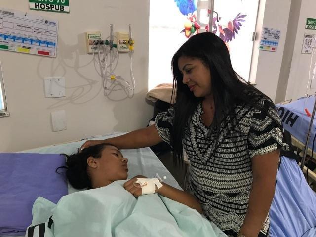 Maria Clara de Lima de 11 anos é um caso incomum de cálculo na vesícula em criança - Gente de Opinião