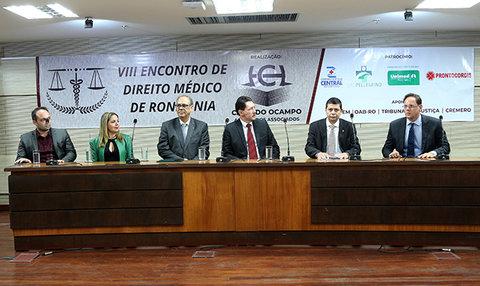 Encontro de Direito Médico supera expectativas, avalia coordenador