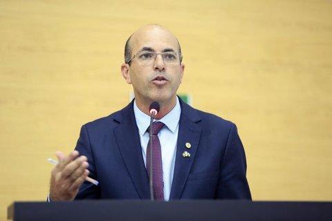 Deputado Ismael Crispin cobra do governo minuta para melhorar setor da segurança pública