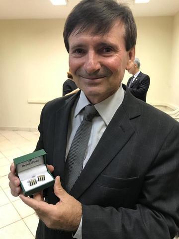 Juiz da comarca de Jaru, Elsi Antônio Dalla Riva - Gente de Opinião