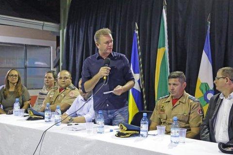 Vilhena é o berço das escolas militares, diz Goebel em audiência pública
