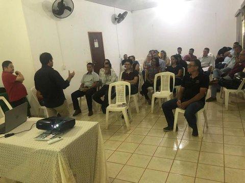 Rolim de Moura - Prefeitura orienta contadores sobre ITR