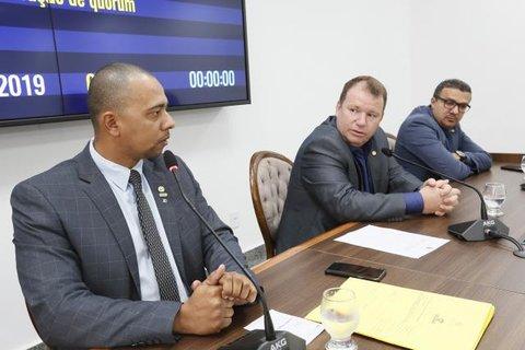 Comissão de Fiscalização e Controle recebe denúncias contra adjunta do Detran, reforma de escolas e Residencial Morar melhor