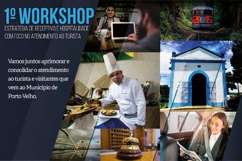 Prefeitura, Fecomércio e Setur realizam workshop para recepção e hospitalidade