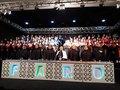 Um verdadeiro sucesso a noite de celebração dos formandos da Faro