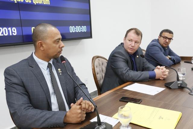 Comissão de Fiscalização e Controle recebe denúncias contra adjunta do Detran, reforma de escolas e Residencial Morar melhor - Gente de Opinião