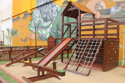 Shopping inaugura primeiro Parquinho com acessibilidade da Capital de Rondônia