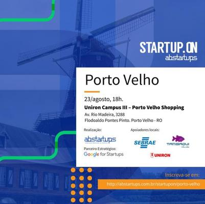 Abstartups realiza Startup.ON na Uniron