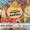 Porto Velho - Prefeitura continua apoiando festividades no município