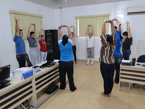 Sesi é a marca mais lembrada em ginástica laboral, medicina ocupacional e serviços