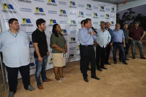 Porto Velho - Prefeito anuncia reforma da UPA e construção de Parque Comércio