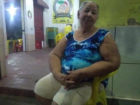 "Maria Rosália Amaral Calixto  ""Dona Rosália! – do Mocambo, do Areal e do Bar do Calixto"