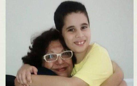 A doutora doce e terna: Hanen Abdul Razzak
